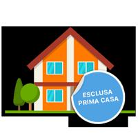 Patrimonio immobiliare esclusa prima casa